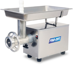 Pro-Cut KG-12-FS Meat Grinder - Ideal for home use.
