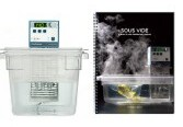 Sous vide kit - everything you need to cook sous vide except the vacuum machine